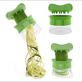 ieftine Ustensile Bucătărie & Gadget-uri-legume de fructe spiralizator de legume castravete de castraveti cu ciocolata slicer cartofi de patiserie