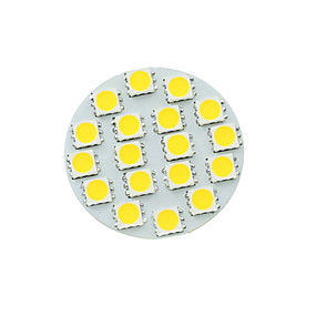 abordables Luces LED de Doble Pin-SENCART 1pc 5 W Focos LED 450-480 lm G4 MR11 18 Cuentas LED SMD 5730 Regulable Blanco Cálido Blanco Fresco Blanco Natural 12 V / 1 pieza / Cañas