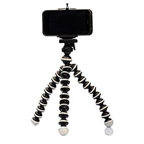 billige utendørs trening-mini stativ brakett bærbar fleksibel mobiltelefonholder smartphone stativ foldbare stativ stativ for iphone samsung huawei xiaomi