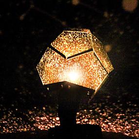 ieftine Lumini Nocturne LED-celestial stea astro cer de proiecție cosmos lumini noapte proiector lampă de noapte înstelat romantic dormitor decorare iluminat gadget
