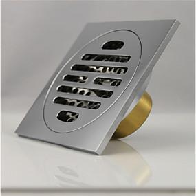 abordables Gadgets de Baño-Desagüe Moderno Latón 1 pieza - Baño del hotel