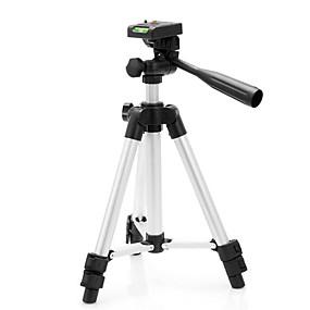 billige utendørs trening-Aluminium Seksjoner Digital Kamera Stativ