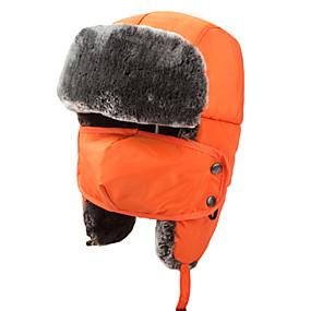 tanie Akcesoria turystyczne-Narty Kapelusz Męskie / Damskie Keep Warm Deska snowboardowa Poliester Sporty zimowe Zima