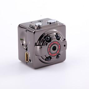 cheap Security & Safety-Mini DV HYQ8 Webcam HD Camera with 4pcs LED Light