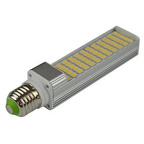 economico Luci LED Bi-pin-15 W 1200-1400 lm E14 / G23 / E26 / E27 Luci LED Bi-pin T 60 Perline LED SMD 5050 Decorativo Bianco caldo / Luce fredda 100-240 V /