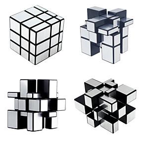 ราคาถูก ของเล่นเพื่อการเรียนรู้-3 ชิ้น เมจิกคิวบ์ IQ Cube Shengshou Pyraminx Alien Megaminx 3*3*3 สมูทความเร็ว Cube Magic Cubes ของเล่นการศึกษา ปริศนา Cube Speed มืออาชีพ คลาสสิกและถาวร สำหรับเด็ก ผู้ใหญ่ Toy เด็กผู้ชาย เด็กผู้หญิง