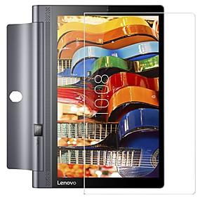 저렴한 화면 보호 필름-화면 보호기 용 Lenovo Lenovo Tab3 10 안정된 유리 1개 화면 보호 필름 9H강화 / 2.5D커브 엣지 / 폭발의 증거