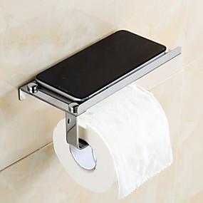 ieftine Gadget Baie-Suporturi De Hârtie Igienică Contemporan Teak 1 piesă - Hotel baie