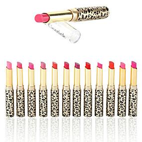 cheap Makeup & Nail Care-Daily Makeup Makeup Tools Balm Lipsticks Wet Coloured gloss / Long Lasting / Sun Protection 1160 Cosmetic Daily Grooming Supplies