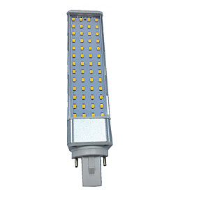 economico Luci LED Bi-pin-10 W Luci LED Bi-pin 1000-1100 lm G23 G24 E26 / E27 T 55 Perline LED SMD 2835 Decorativo Bianco caldo Luce fredda 100-240 V 220-240 V 110-130 V / 1 pezzo / RoHs