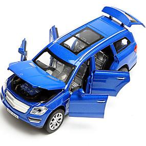 voordelige Gegoten & Speelgoedvoertuigen-Terugtrekvoertuigen Racewagen Unisex Speeltjes Geschenk / Metaal