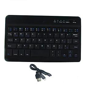 Χαμηλού Κόστους Πληκτρολόγια-LITBest mini Bluetooth πληκτρολόγιο Office MINI Ήσυχο 59 pcs Κλειδιά