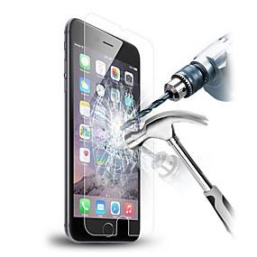abordables Protections Ecran pour iPhone-protecteur d'écran asling pour apple iphone 6s / iphone 6 verre trempé 1 pc protecteur d'écran haute définition (hd) / dureté 9h / bord courbé 2.5d / antidéflagrant / ultra mince