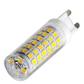 abordables Luces LED de Doble Pin-YWXLIGHT® 1pc 9 W Luces LED de Doble Pin 800-900 lm G9 T 76 Cuentas LED SMD 2835 Regulable Blanco Cálido Blanco Fresco Blanco Natural 220-240 V / 1 pieza