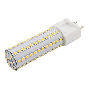 abordables Luces LED de Doble Pin-1pc 9w g12 bombilla de maíz led 108 smd 2835 ac 85 -265v 110v 220v proyector