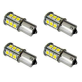 voordelige Auto-achterverlichting-4pcs 1156 / 1157 Automatisch Lampen 2.5W SMD 5050 200lm LED Exterieur Lights