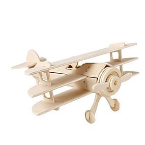 povoljno Modeli i zgrade-3D puzzle / Puzzle / Drveni modeli Letjelica / Borac / Poznata zgrada Uradi sam drven Klasik Dječji Uniseks Poklon