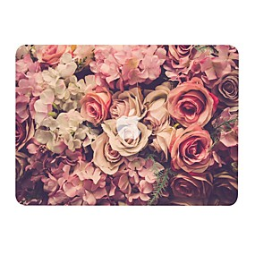 cheap Daily Deals-MacBook Case Flower TPU for MacBook Air 13-inch / Macbook Air 11-inch / MacBook Pro 13-inch with Retina display