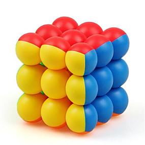 ราคาถูก ของเล่นเพื่อการเรียนรู้-เมจิกคิวบ์ IQ Cube Cube บอลสุขภาพ 3*3*3 สมูทความเร็ว Cube Magic Cubes ปริศนา Cube การศึกษา การแข่งขัน สำหรับเด็ก ผู้ใหญ่ Toy เด็กผู้หญิง ของขวัญ