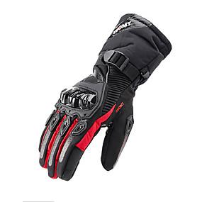 お買い得  オートバイ用手袋-suomy wp-02防水オートバイ手袋冬タッチスクリーン手袋冬暖かい防風用オートバイサイクリングスキースケートボード