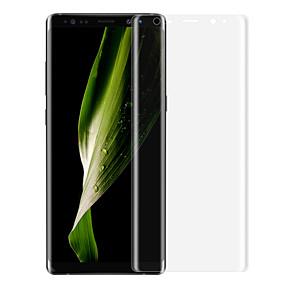 halpa Samsung suojakalvot-asling näytönsuoja samsung galaxy huomata 8 lemmikki 1 kpl koko kehon näytön suojelija 3d kaareva reuna naarmuuntumaton ultra ohut räjähdyssuojattu