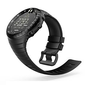 billige Urremme til Suunto-Urrem for SUUNTO CORE Suunto Sportsrem Silikone Håndledsrem