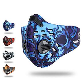 bfdc16d662d3 Χαμηλού Κόστους Αθλητικά ρούχα-XINTOWN Αθλητική μάσκα Μάσκα Προσώπου  Αντιανεμικό Αναπνέει Με προστασία από την