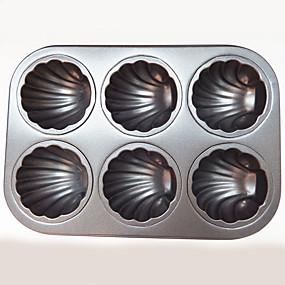 ieftine Ustensile Bucătărie & Gadget-uri-MetalPistol coacere Mold Antiaderent Instrumente pentru ustensile de bucătărie Tort 1 buc