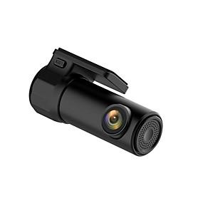 זול Araba DVR-S600 HD 1280 x 720 / 1080p ראיית לילה רכב DVR 170 מעלות זווית רחבה ללא מסך (פלט ידי APP) דש קאם עם ראיית לילה / מצב חנייה / Motion Detection No רכב מקליט / הקלטה בלופ / אוטומטי / כיבוי