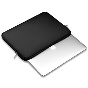 """cheap MacBook Pro 15"""" Cases-Sleeves Solid Color Textile for New MacBook Pro 15-inch / Macbook Pro 15-inch / MacBook Air 13-inch"""