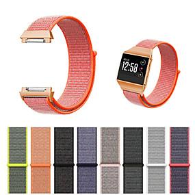 economico Cinturini per Fitbit-Cinturino per orologio  per Fitbit ionic Fitbit Chiusura moderna Nylon Custodia con cinturino a strappo