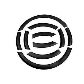 billige Car Wheel Decoration-10pcs Bil Bilhjul Øjenbryn Forretning Indsæt type For Bilhjul For Audi Q5 2018 / 2017 / 2016