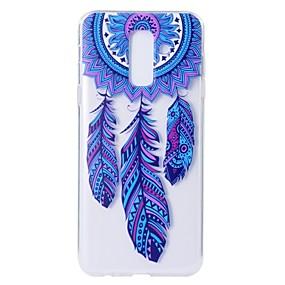 voordelige Galaxy A5(2016) Hoesjes / covers-hoesje Voor Samsung Galaxy A5(2018) / A6 (2018) / A6+ (2018) Patroon Achterkant Dromenvanger Zacht TPU