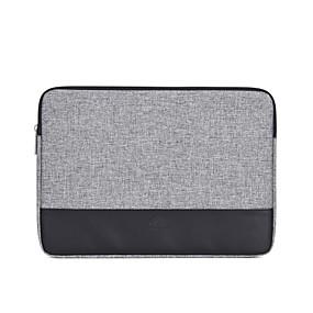 "baratos Gadgets para Notebook-Laptop 13 "" / Laptop 14 "" / Laptop de 15 polegadas Mangas Náilon Côr Sólida / Retalhos"