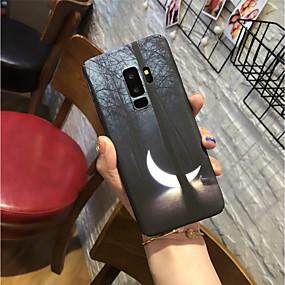 voordelige Galaxy S7 Edge Hoesjes / covers-hoesje Voor Samsung Galaxy S9 / S9 Plus / S8 Plus Mat Achterkant Landschap Hard PC