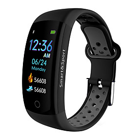 cheap Smart Wristbands-BoZhuo Q6-PRO Unisex Smart Bracelet Smartwatch Android iOS Bluetooth Waterproof Heart Rate Monitor Blood Pressure Measurement Calories Burned Exercise Record Stopwatch Pedometer Call Reminder Sleep