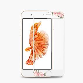 billige Skærmbeskyttelse til iPhone 8b Plus-Skærmbeskytter for Apple iPhone 8 Plus / iPhone 8 / iPhone 7 Plus Hærdet Glas 1 stk Skærmbeskyttelse Mønster
