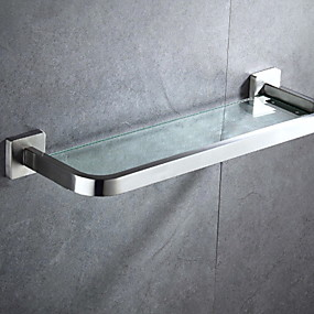 cheap Bathroom Gadgets-Soap Dishes & Holders New Design / Cool Contemporary Stainless Steel 1pc Wall Mounted