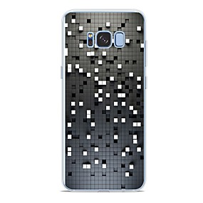 voordelige Galaxy S7 Hoesjes / covers-hoesje Voor Samsung Galaxy S9 / S9 Plus / S8 Plus Patroon Achterkant Tegel Zacht TPU