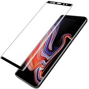 economico Samsung Galaxy Note 9-Proteggi Schermo per Samsung Galaxy Note 9 Vetro temperato 1 pezzo Proteggi-schermo frontale Alta definizione (HD) / Durezza 9H / A prova di esplosione