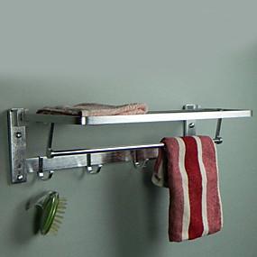 povoljno Gadgeti za kupaonicu-Kupaonska polica New Design / Cool Moderna Aluminijum 1pc Zidne slavine