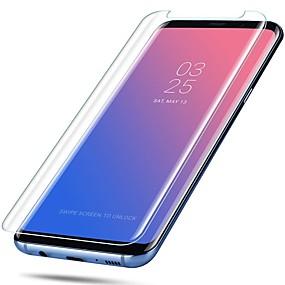 billige Cooho®-Cooho Skærmbeskytter for Samsung Galaxy S9 / S9 Plus / S8 Plus Hærdet Glas 1 stk Skærmbeskyttelse High Definition (HD) / 9H hårdhed / 3D touch-kompatibel