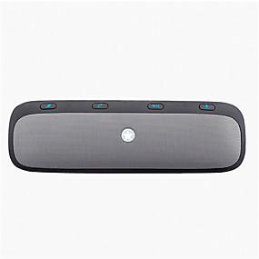billige Til Bilen & Motorcyklen-tz900 bluetooth bilsæt håndfri solafskærmning bluetooth telefon stemme rapportering trådløs navigation mp3 musik afspiller højttalere