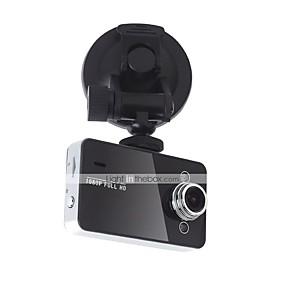 voordelige Auto DVR's-k6000 1080p / full hd 1920 x 1080 auto dvr 120 graden groothoek 2.7 inch dash cam met hdr autorecorder