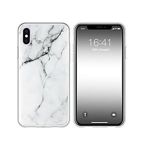 abordables Coques d'iPhone-cas pour apple iphone xr xs xs max motif couverture arrière solide tpu doux coloré pour iphone x 8 8 plus 7 7plus 6s 6s plus se 5 5s