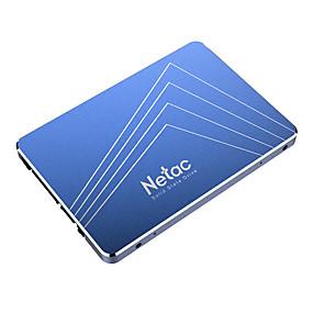 "povoljno Računalne komponente-netac ssd 256gb 2.5 ""sata 3 unutarnji statički disk n600s 256gb ssd tvrdi disk za laptop desktop ps4 ps3"