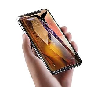billige Skærmbeskyttelse til iPhone 8b Plus-Cooho Skærmbeskytter for Apple iPhone XS / iPhone XR / iPhone XS Max Hærdet Glas 1 stk Skærmbeskyttelse High Definition (HD) / 9H hårdhed / 2.5D bøjet kant