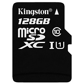 ieftine Noutăți-Kingston 128GB TF card Micro SD card card de memorie Class10