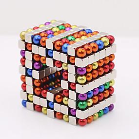 olcso Játékok & hobbi-216 pcs Mágneses játékok Mágneses játék mágneses Balls Mágneses játékok Építőkockák Puzzle Cube Szabadtéri Karácsony Stressz és szorongás oldására Klasszikus Újonnan érkező Kreatív Felnőttek