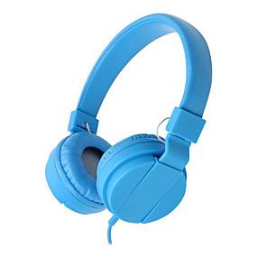 abordables Accesorios para Tablet y PC-LITBest Auricular sobre la oreja Con Cable Viajes y entretenimiento Confortable